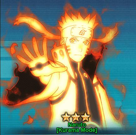 Naruto Kurama Mode Naruto [Kurama Mode]