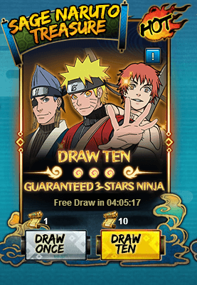 Naruto Online: Ninja Treasures Guide 2018