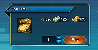 Spending Your Seal Scrolls