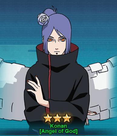 Konan Angel Of God Naruto Online