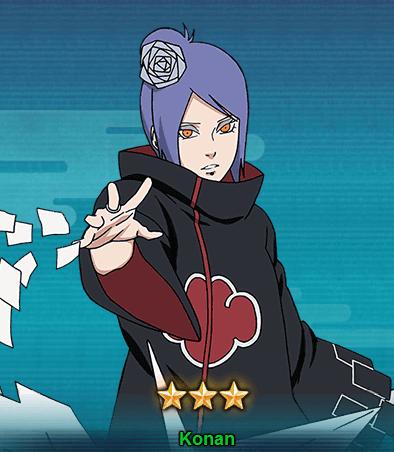 Konan Naruto Online